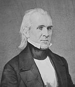 Blog Archive » James K. Polk's Campaign platform